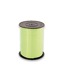 """cinta """"colorette"""" 7 mmx500 m verde pp (1 unid.)"""