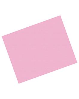 manteles 48 g/m2 70x110 cm rosa celulosa (500 unid.)