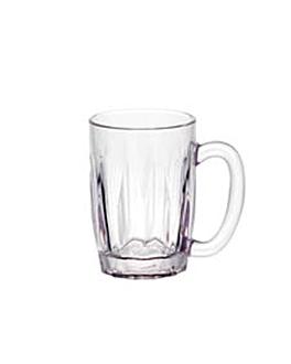 pinte da birra 630 ml Ø 9,5x12 cm trasparente policarbonato (72 unitÀ)
