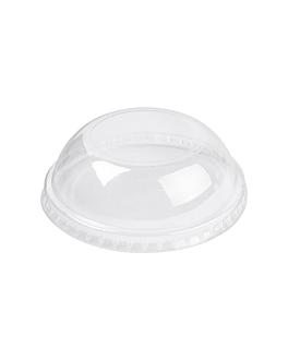 coperchi a cupola per recipienti 230.29/222.91/217.60 Ø 8,7 cm trasparente pet (2000 unitÀ)