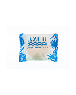 sabonetes redondos 'azur' 18 g Ø5,2x1 cm (500 unidade)