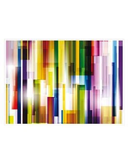 """mantelines offset """"vÉrtigo"""" 70 g/m2 31x43 cm cuatricromÍa papel (2000 unid.)"""