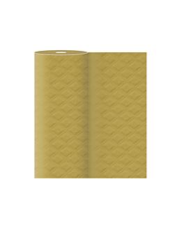nappe en rouleau 48 g/m2 1,20x25 m or cellulose (4 unitÉ)