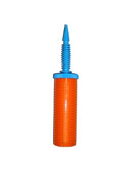 bomba para inflar globos  plÁstico (1 unid.)
