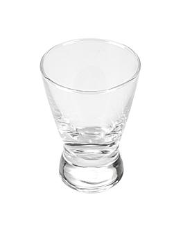 """mini vetro """"cordial"""" 2 oz Ø5,5x8 cm trasparente cristal (72 unitÀ)"""