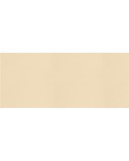 """""""tÊte À tÊte"""" 1/2 folded 55 gsm 40x120 cm ivory airlaid (400 unit)"""
