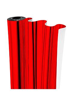 film metalise 0,70x50 m rouge pp (1 unitÉ)