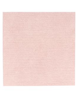 servilletas 'like linen' 70 g/m2 45x45 cm clarete spunlace (600 unid.)