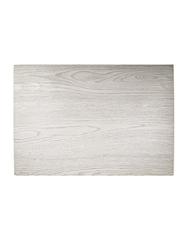 table mats imitation beech 45x30 cm pvc (12 unit)