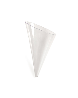 coni 45 ml 5,8x4,1x9,8 cm trasparente ps (576 unitÀ)