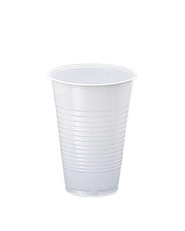 vasos econÓmicos 200 ml Ø 7x8,5 cm blanco pp (3000 unid.)