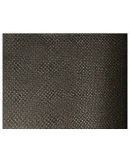 table mats 'spunbond' 60 gsm 30x40 cm black pp (800 unit)