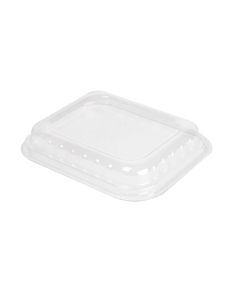 lids for gn1/8 17x14x2,5 cm clear apet (440 unit)