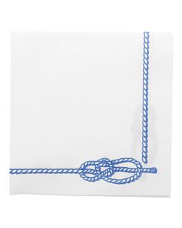 """serviettes """"sete"""" 45 g/m2 40x40 cm blanc airlaid (700 unitÉ)"""