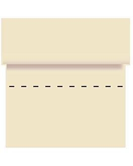 nappe - 175 segments 48 g/m2 60x60 cm ivoire cellulose (4 unitÉ)