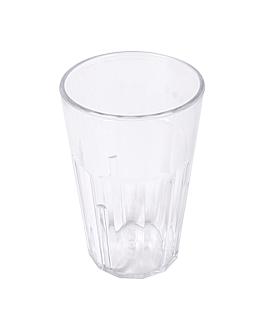 gobelets empilables 228 ml Ø 6,8x10,2 cm transparent polycarbonate (72 unitÉ)