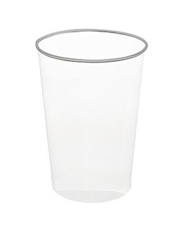 verres injectÉs 100 ml Ø 5,5x7,5 cm transparent ps (1400 unitÉ)