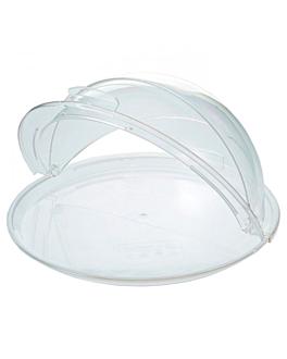 base pour coupole 207.80 Ø 40,5 cm transparent polycarbonate (1 unitÉ)