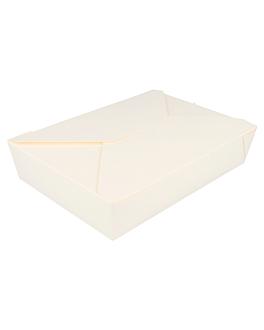 scatole americane per micro. 1470 ml 305 + 18pe g/m2 19,8x14x4,8 cm bianco cartone (50 unitÀ)