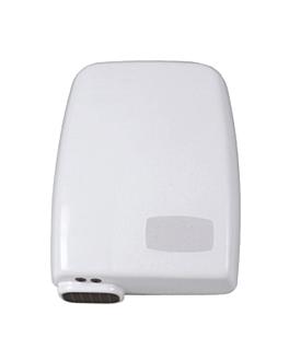 """secador de mÃos elÉtrico 20 l"""" 70ºc 18x12x26,7 cm branco abs (1 unidade)"""