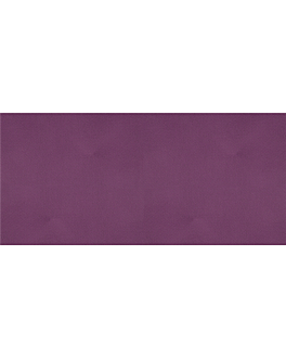 """tÊte À tÊte"" folded 1/2 'spunbond' 60 gsm 40x100 cm violet pp (400 unit)"