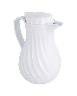 """thermo """"connoisserve"""" 600 ml 12x19,5 cm blanc polycarbonate (1 unitÉ)"""
