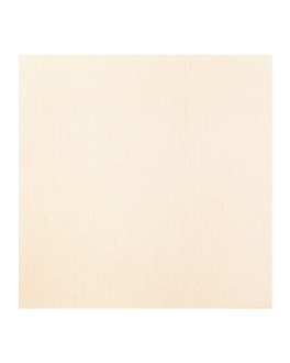 napkins 'like linen' 70 gsm 20x20 cm cream spunlace (3600 unit)