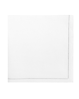 napkins f. 1/4 'cool-cotton' 140 gsm 40x40 cm white cotton (100 unit)