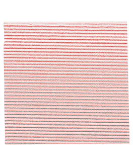 ecolabel napkins 'double point - miami' 18 gsm 20x20 cm red tissue (2400 unit)