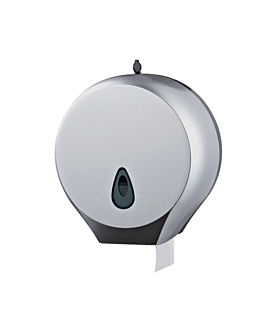 """baby jumbo"" toilet dispenser 27,1x13x28,1 cm metal abs (1 unit)"