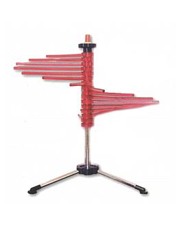 rack pour pate 48x44x28 cm rouge polycarbonate (1 unitÉ)