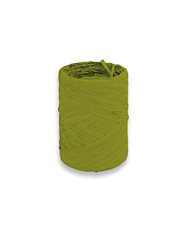 ruban 'raphlene' 'raphlene' 12,5 mmx100 m vert (1 unitÉ)