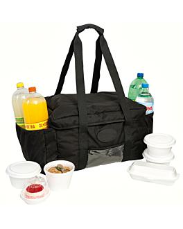 sac transport picnic 40,6x30,5x25,5 cm noir (1 unitÉ)