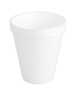 gobelets isothermes 180 ml Ø7,5x8,5 cm blanc pse (1000 unitÉ)