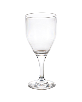 coppa vino 330 ml Ø 8x18,7 cm trasparente policarbonato (1 unitÀ)