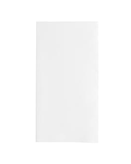 tovaglioli piegato 1/8 55 g/m2 45x45 cm bianco airlaid (800 unitÀ)