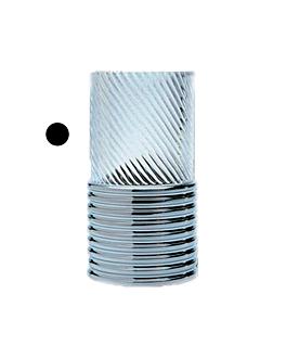 """abat-jour """"casual lamps"""" Ø 8x8,5 cm transparent verre (1 unitÉ)"""