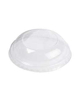 dome lids for containers 230.30/222.87/217.56 Ø 6,5 cm clear pet (2000 unit)