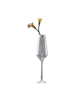 decoration geante - coupe de vin Ø 14,6x60 cm transparent verre (1 unitÉ)