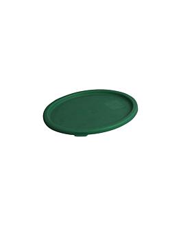 tapa per codis 164.78/79 Ø 18,9 cm verd pe (1 unitat)