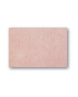 mantelines 'dry cotton' 55 g/m2 30x40 cm burdeos airlaid (800 unid.)