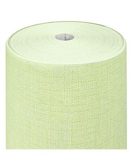 "rolho de toalha de mesa ""dry cotton"" 55 g/m2 1,20x50 m kiwi dry tissue (1 unidade)"