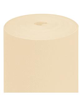 nappe en rouleau 55 g/m2 1,20x50 m ivoire airlaid (1 unitÉ)