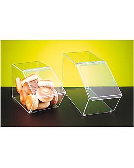 display konditorei unverpackte waren 32x41x32 cm transparent acryl (1 einheit)