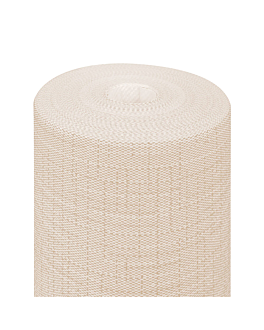 """tÚ y yo"" pre 120cm (20 ser.) 'dry cotton' 55 g/m2 0,40x24 m marfil airlaid (6 unid.)"