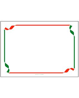 sets de table 'trattoria' 48 g/m2 35x50 cm blanc cellulose (2000 unitÉ)