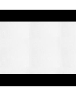 manteles plegado m 55 g/m2 80x120 cm blanco dry tissue (200 unid.)