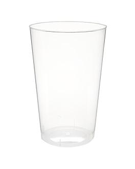 verres injectÉs 500 ml Ø 9x14 cm transparent ps (360 unitÉ)