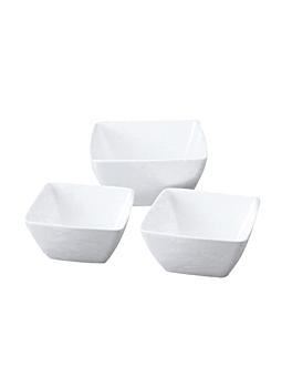 bol 1800 ml 20x20x10 cm blanc porcelaine (1 unitÉ)