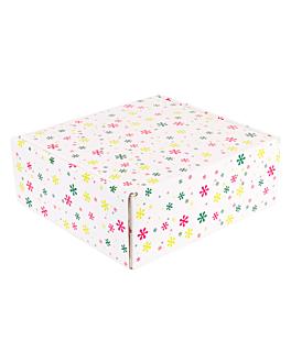 20 u cajas presentaciÓn-festive 497 g/m2 32x29x12 cm cartÓn (1 unid.)